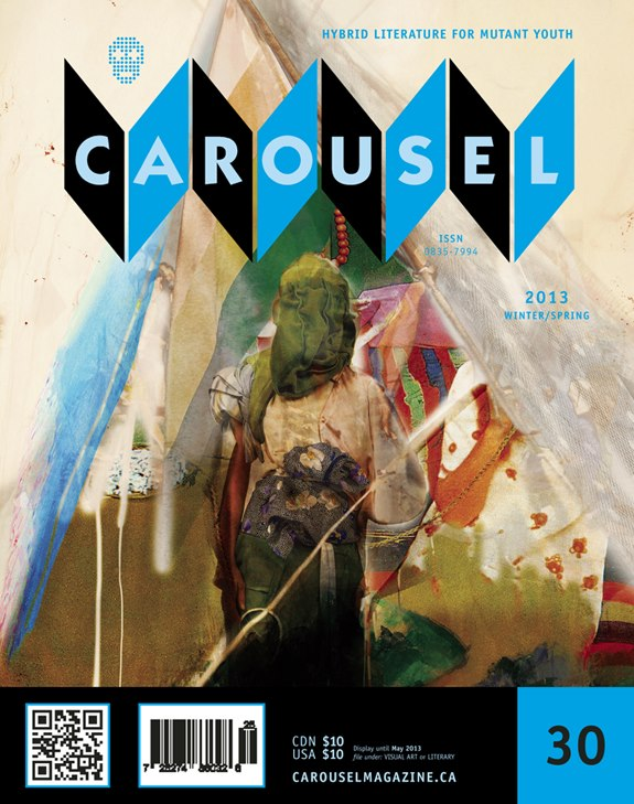 Carousel Magazine, issue 30, Winter 2013