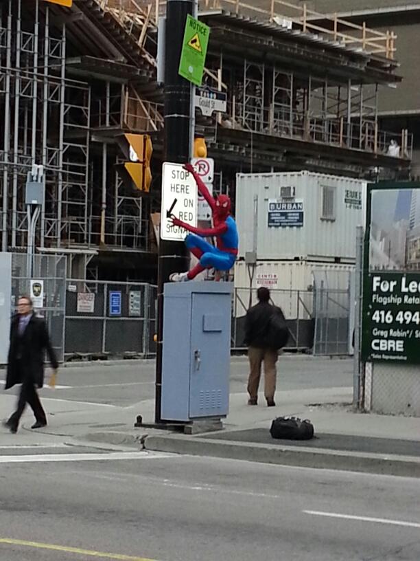 Spider-Man, October 2013