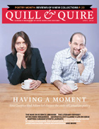 Quill & Quire, April 2014