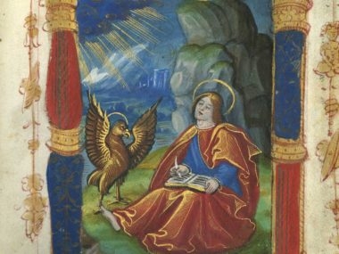 Detail of Hardouyn Book of Hours, c. 1526 (f. a6)