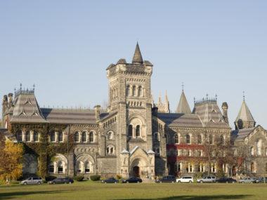 University of Toronto, image credit The City of Toronto
